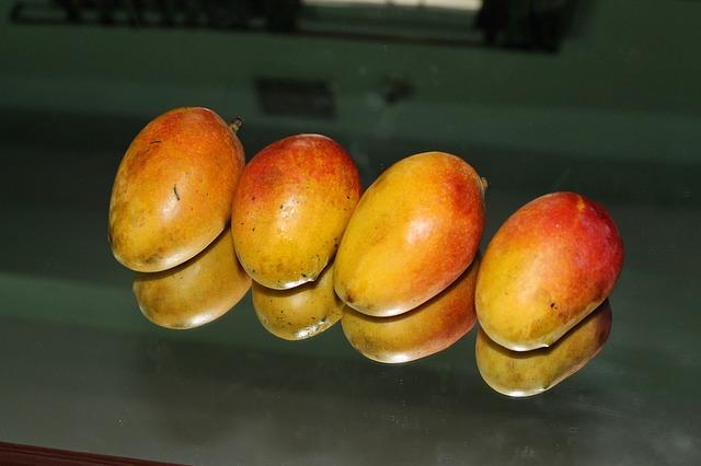 Delicious Ripe Mango