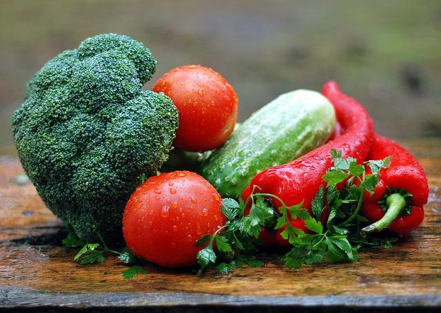 Acid Helps Preserve Food in Canning