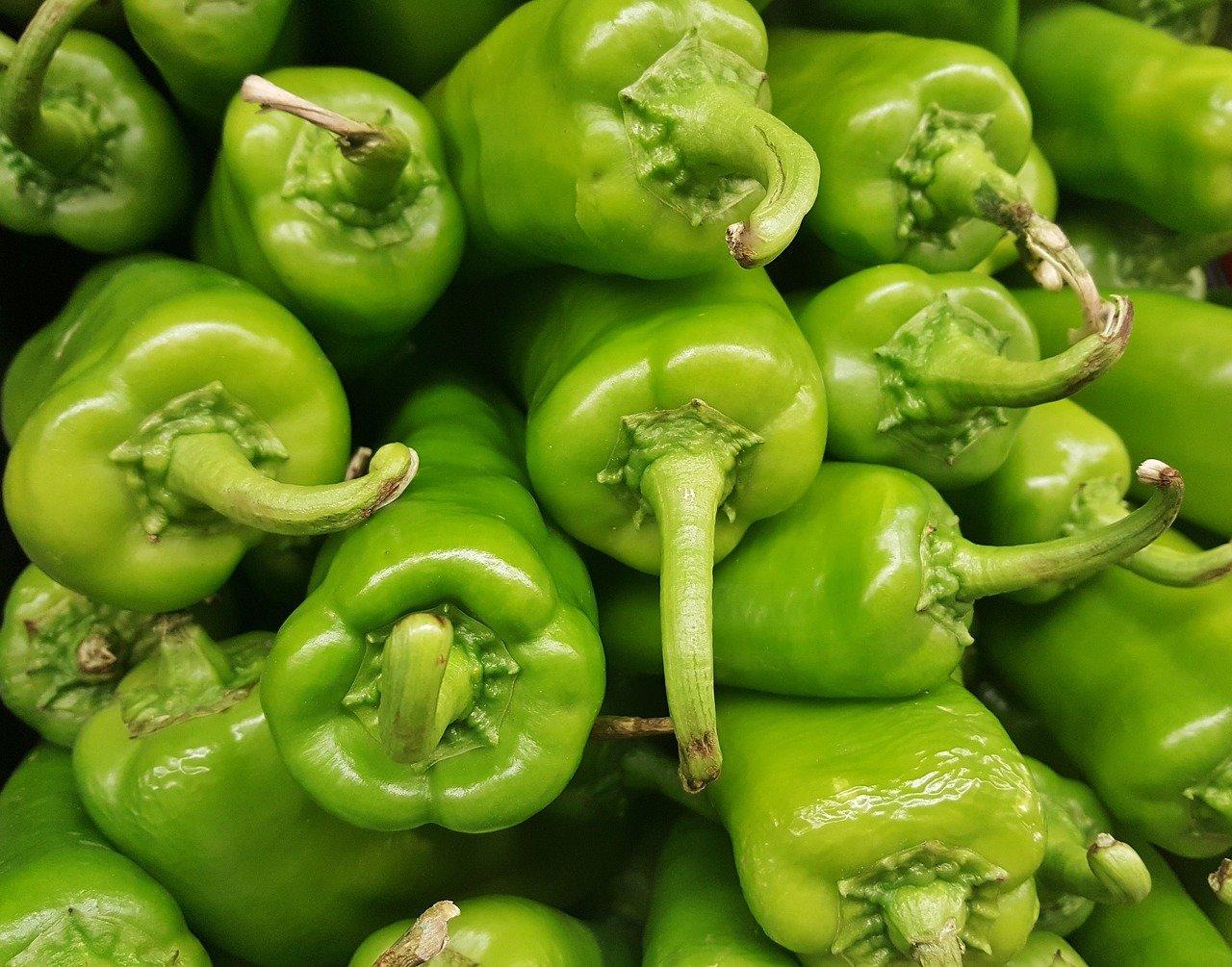 fresh Anaheim chile