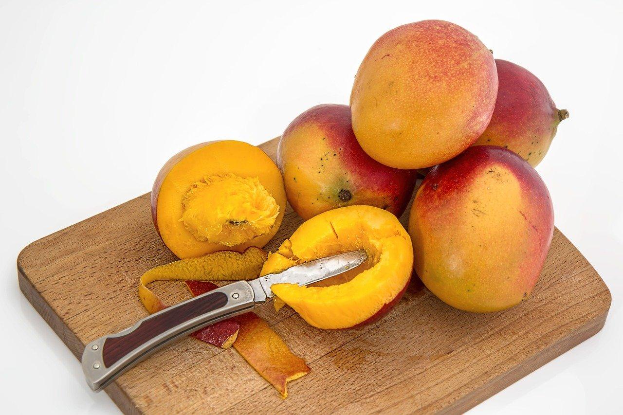 Satisfying mango salsa recipe