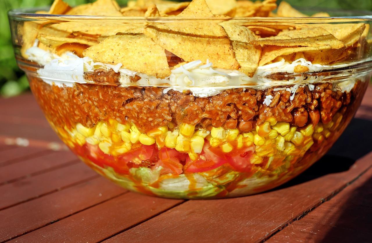 Donna's Taco Salad
